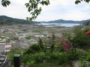 岩手県大槌町の現在の様子