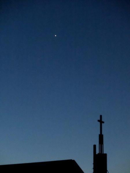 ①明けの明星