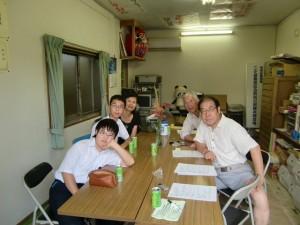 H25職場体験学習1日目 (1)