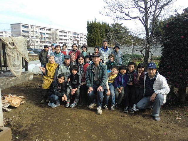 野島農園1月活動報告 (0)