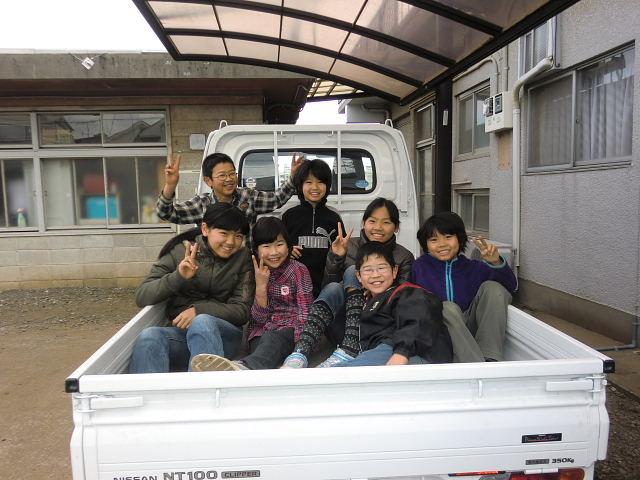 野島農園1月活動報告 (1)