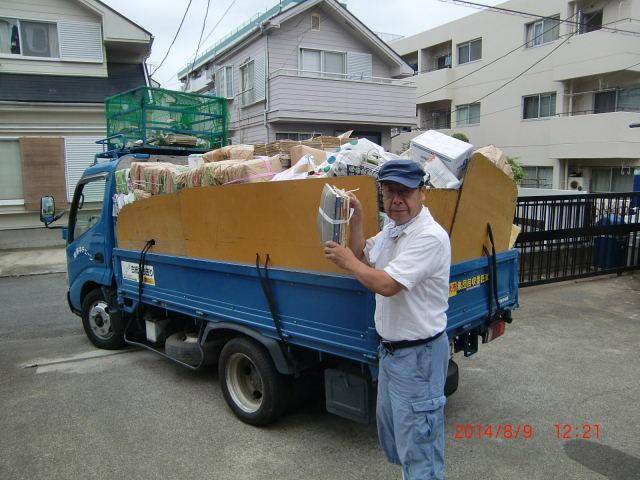 H260810資源ゴミ回収 (1)