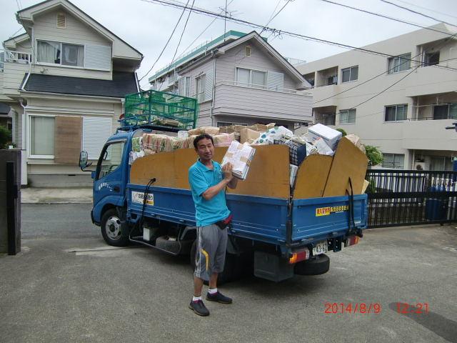 H260810資源ゴミ回収 (2)