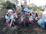 H261026サツマイモ掘り及び炊き出し訓練 (66)