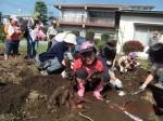 H261026サツマイモ掘り及び炊き出し訓練 (69)