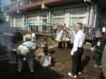 H261026サツマイモ掘り及び炊き出し訓練 (10)