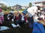 H261026サツマイモ掘り及び炊き出し訓練 (55)