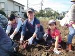 H261026サツマイモ掘り及び炊き出し訓練 (58)