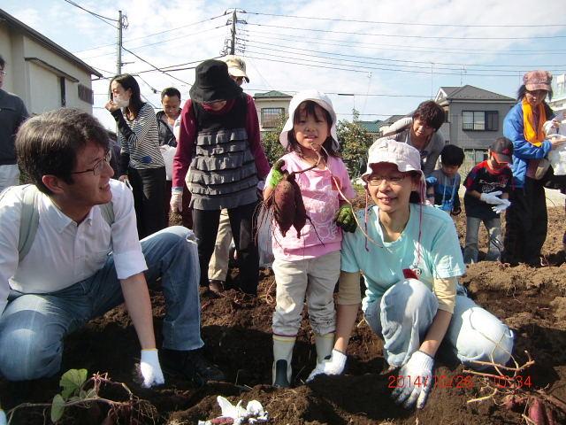 H261026サツマイモ掘り及び炊き出し訓練 (67)