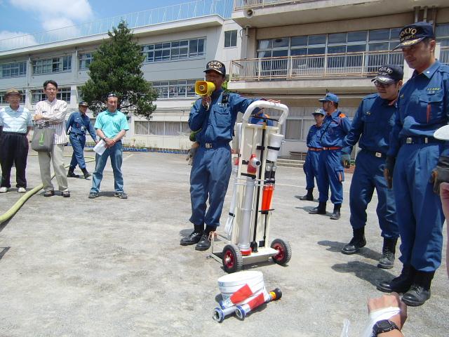 H270607二小避難防災訓練 (19)