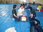 H270607二小避難防災訓練 (57)