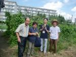 H270904いやし収穫体験 (2)