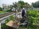 H271020サトイモ収穫 (2)