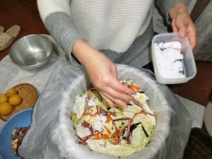 H271221料理(白菜の漬物) (10)