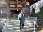 H271230門前氷川神社清掃作業 (6)