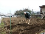H280302農園ジャガイモ畝づくり (8)