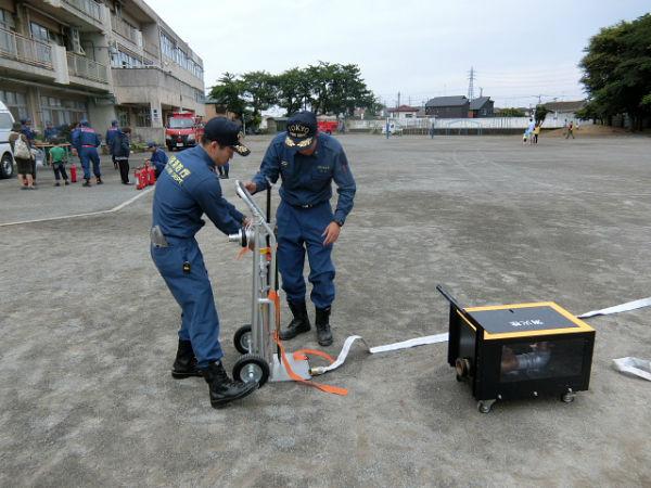 H280605二小避難防災訓練 (99)