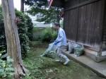 H280723稲荷神社・厳島神社清掃 (4)