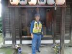 H280723稲荷神社・厳島神社清掃 (5)