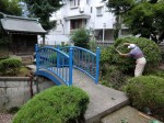 H280723稲荷神社・厳島神社清掃 (9)
