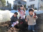 H281217親子農業体験サツマイモ掘り・いやし収穫体験 (73)