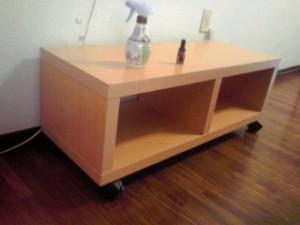 縦 横 39センチ×1メートル 高さ 38センチ この家具は同じのが2台と、半分の大きさのが一台あります。