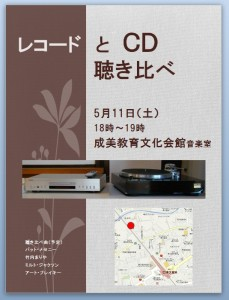 レコード&CD