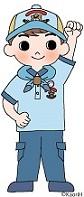 ビーバー隊(年長児から小学校2年生)
