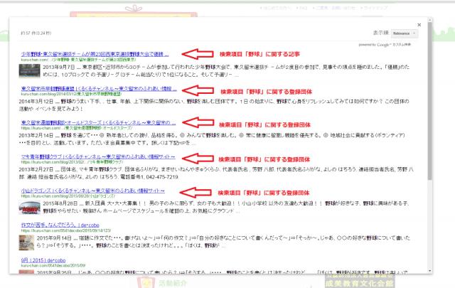 Google カスタム検索使用方法3